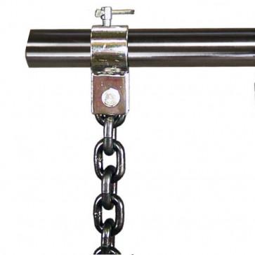 8 kgs vægtstangskæder til styrkeløft