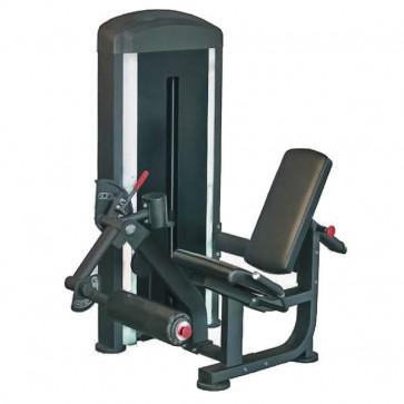 Isoleret træning af lårene i leg extension maskine