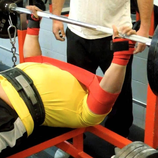 Become Stronger In Your Benchpress With Benchpress Bands