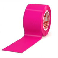 Sportstape i pink med stor elasticitet.