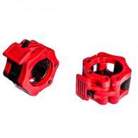 Røde lock jaw låse til 50 mm vægtstænger