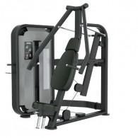 Bænkpres maskine med vægtstakke