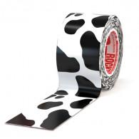 Kinesiotape med ko mønster. Anderledes sportstape til crossfit og fitness.