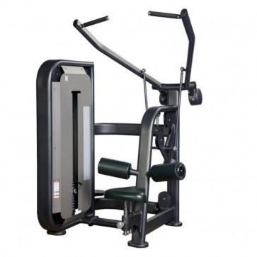 Træning af ryggen med træk i kabelmaskine
