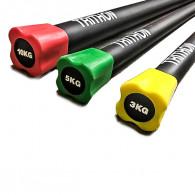 Bodybars til pump og aerobic