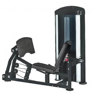 Effektiv træning af ben i benpres maskine.