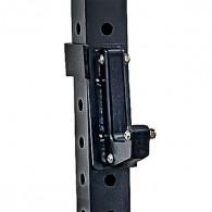 J-hooks til HeavyDuty stativer med 20 mm huller og 75x75