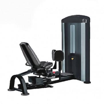 Siddende lår træningsmaskine med indre og ydre lår