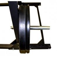 Vægtskiveholder til crossfit stativ