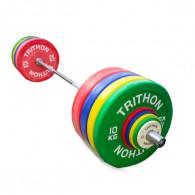 Komplet sæt bumperplate og mikro vægtskiver til vægtløftning