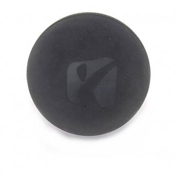 Sort lacrosse bold til SMR træn
