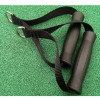 Hand grip with strap