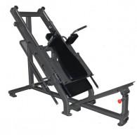 Hack squat maskine til fitnesscenteret