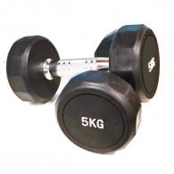 Håndvægte til fitnesscenteret