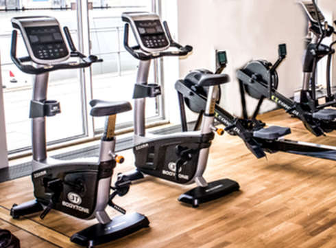 Cardio equipment for gyms