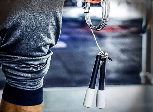 Speedropes for crossfit and gyms