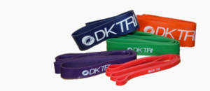 Strength bands for recovery and training