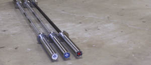Barbells in high quality